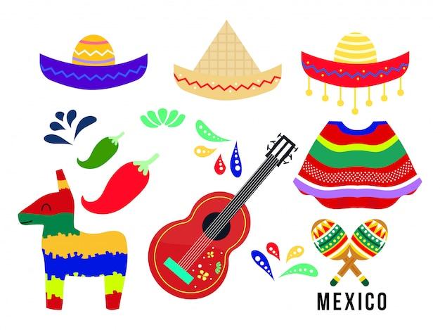Синко де майо украшение