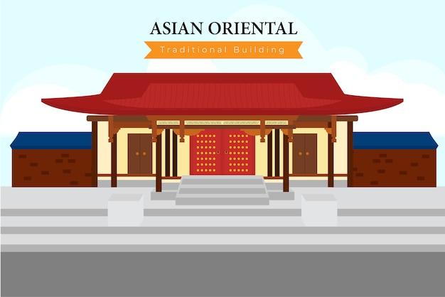 寺中国中国の典型的な中国の建物
