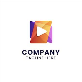 Воспроизвести шаблон логотипа