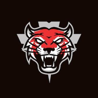 Красный тигр киберспорт