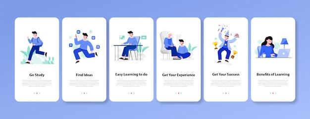 教育アプリのコンセプト