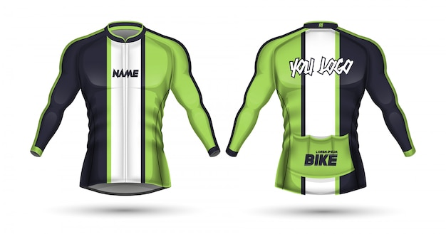 Шаблон для велоспорта