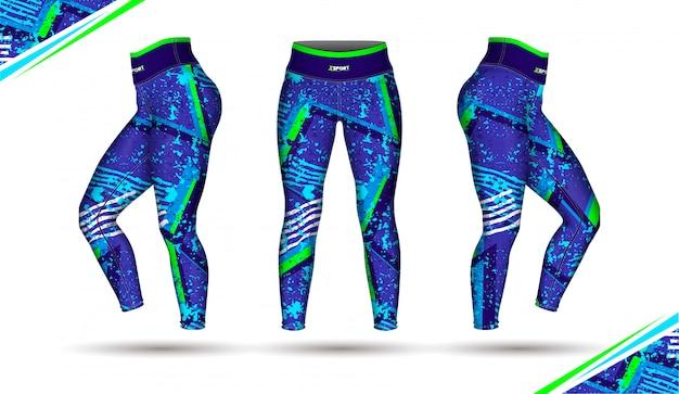 Леггинсы брюки тренировочные моды