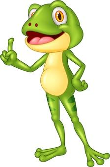 カエルのかわいいカエル