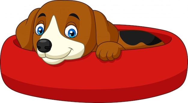 幸せな漫画の幸せの犬