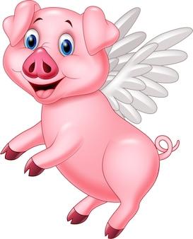 かわいい豚の漫画