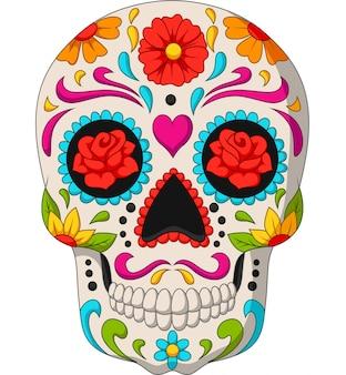 День мертвых черепов