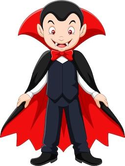 漫画の吸血鬼のマスコット