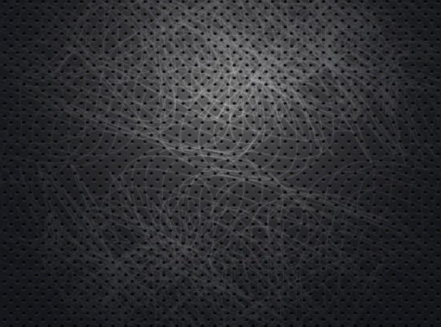 暗い金属パターンの背景