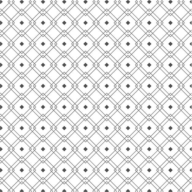 ベクトル抽象幾何学パターン