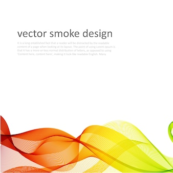 Абстрактные векторные красочный фон