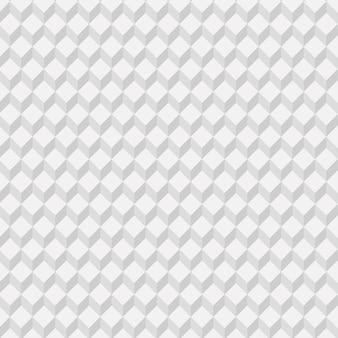 ひし形、幾何学的なベクトルの背景とのシームレスなパターン。
