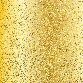 金色の輝きの背景