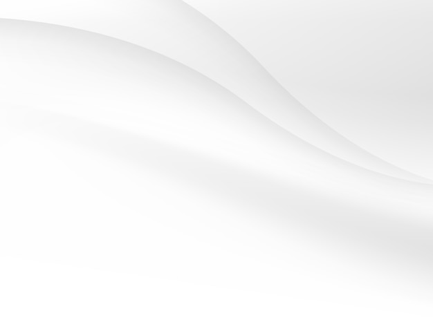 グレーシルバーの抽象的なベクトルの背景