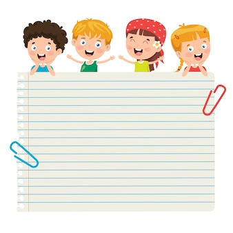 Бланки для детей образование