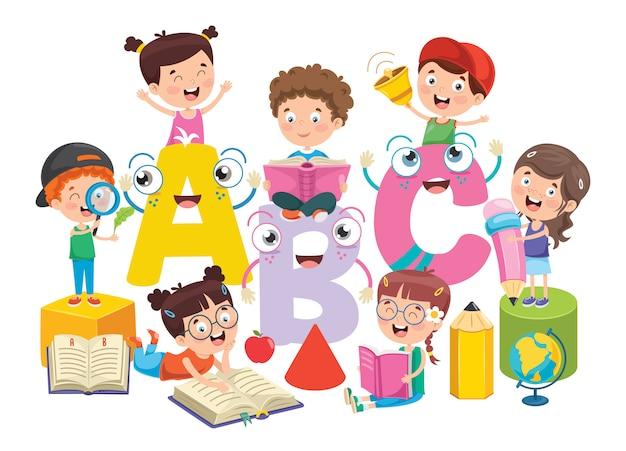Концептуальный дизайн для детей образование