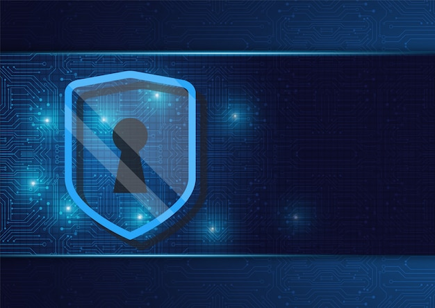 オンラインデータ保護シールドとコンピュータ技術の概要