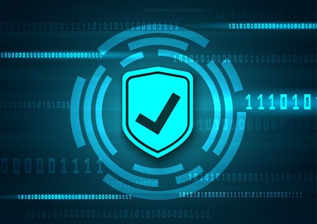 オンラインデータ保護シールド