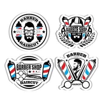 Логотип парикмахерской