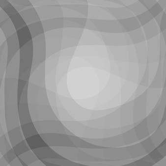 Бесшовный монохромный рисованной вихревой узор фона