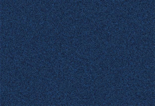 青いジーンズの背景デニムのテクスチャ