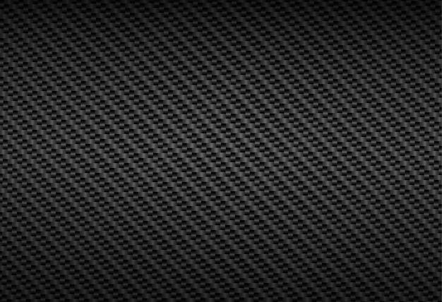 カーボンケブラーテクスチャのベクトル