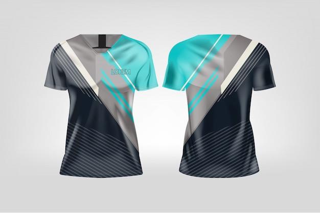Футболка спортивная женская, футболка для футбольного клуба.