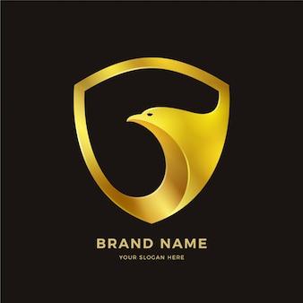 Логотип птицы