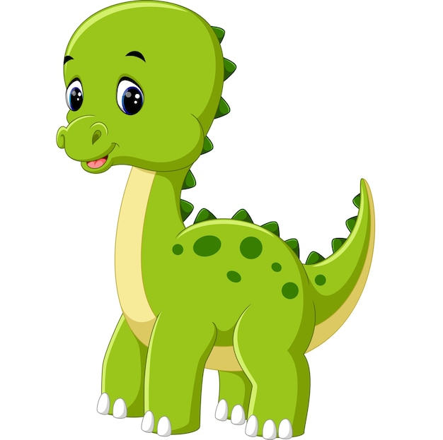 かわいい恐竜の漫画