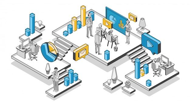 Маркетинговая стратегия, финансово-аналитическая компания