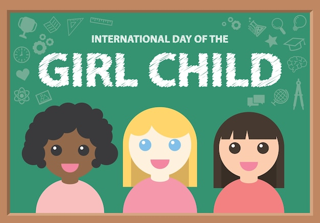 Международный день девочки