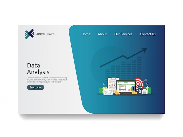 データ分析スプレッドシート