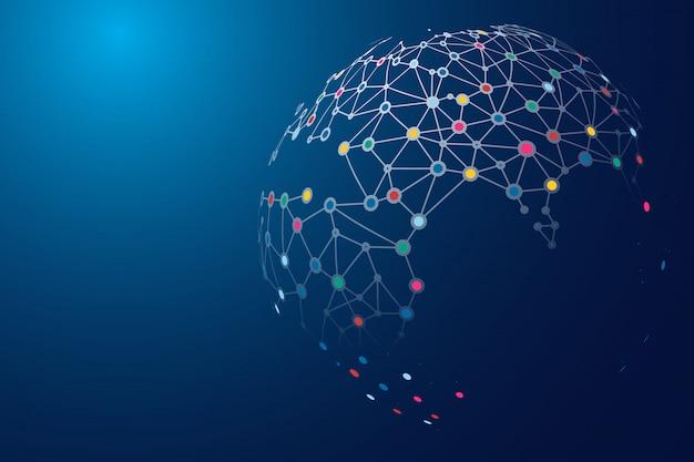 Соединение мировой концепции