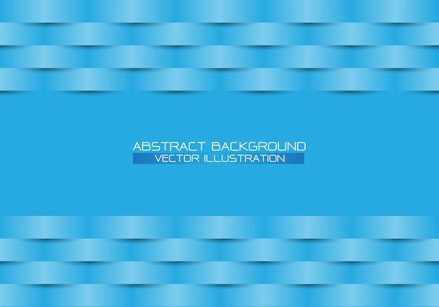 青い線織りと空白スペースの背景。
