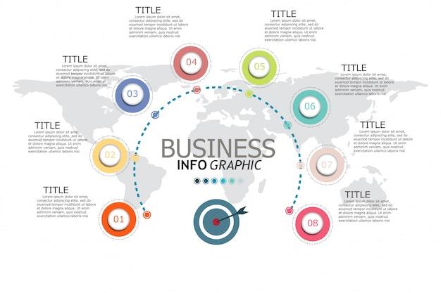 Графическая информация о бизнесе