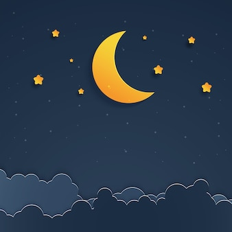 風景夜の風景