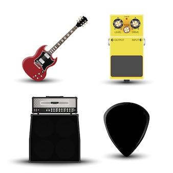 Значок музыкальных инструментов