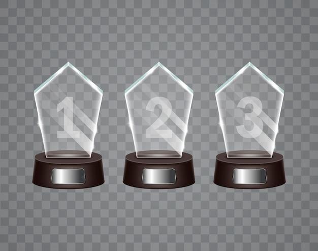 ガラストロフィー賞。