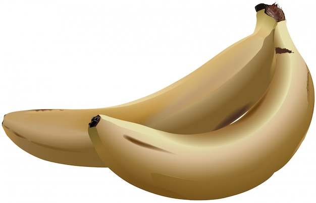 バナナのカップル