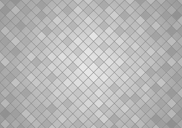 Плиточный фон в серых тонах