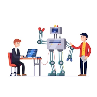 ロボット工学のハードウェアおよびソフトウェア工学