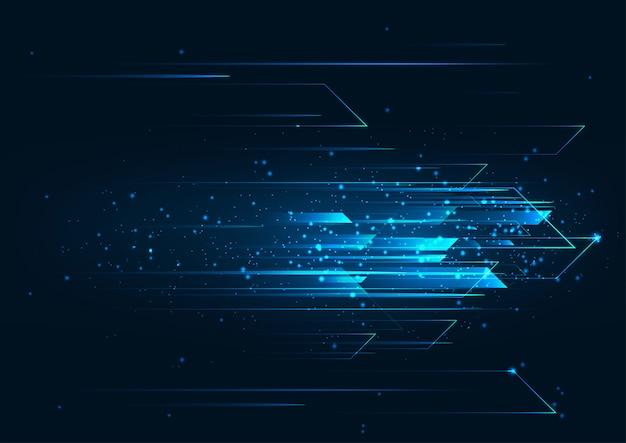 Скорость технологии фон