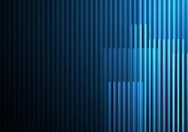 Технология абстрактного фона линии