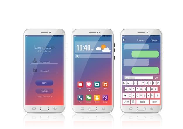 新しいリアルスマートフォン