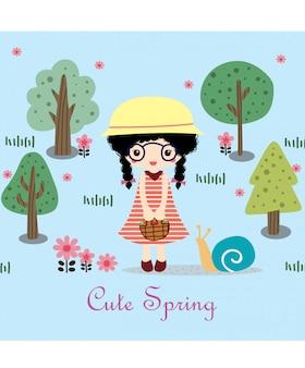 かわいい春
