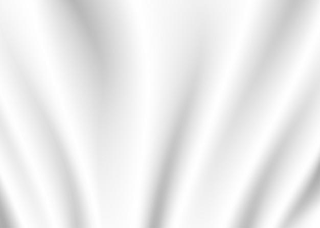 Винтажный светлый дизайн иллюстрации волны белизны и золота цифровой. абстрактное красивое движение современный фон.