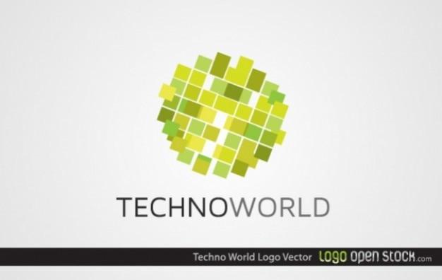ロゴマークテクノの世界