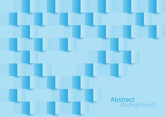 Синяя абстрактная текстура