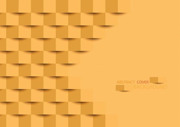 Желтая абстрактная текстура.