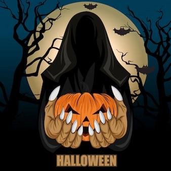 Хэллоуин тема